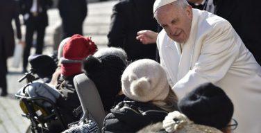 Послание Папы Франциска на XXVIII Всемирный день больного