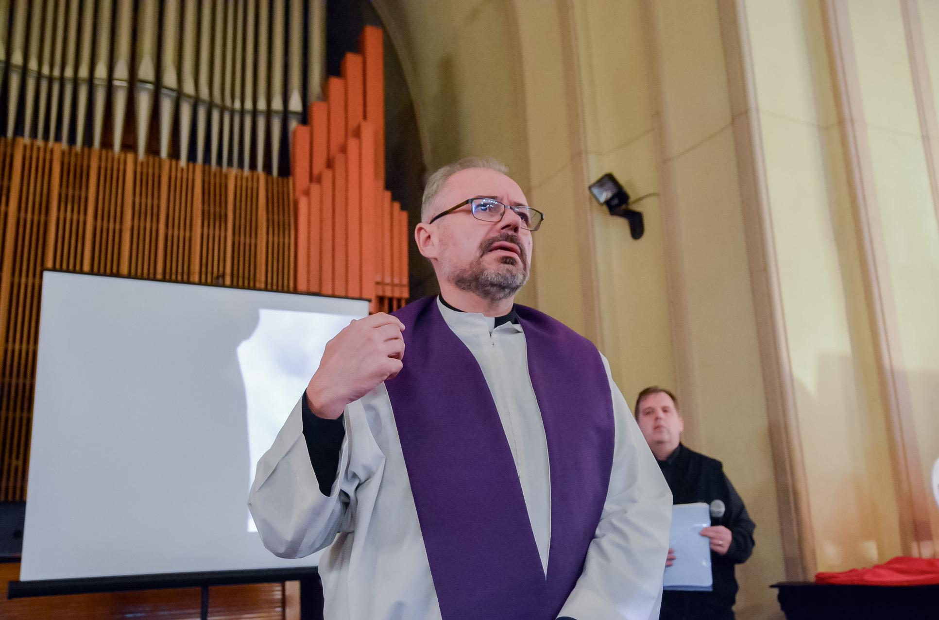 В Красноярске почтили память новомучеников, пострадавших за веру в годы советской власти