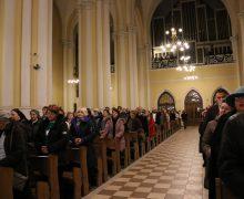 Архиепископ Павел Пецци возглавил экуменическую молитву в московском Кафедральном соборе (+ФОТО)