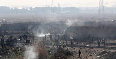 Папа Франциск скорбит о жертвах авиакатастрофы в Иране