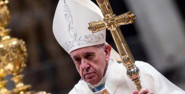 Обнародован календарь Папских богослужений на зимние месяцы 2020 г.