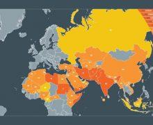 «Open Doors»: каждый восьмой христианин в мире подвергается гонениям