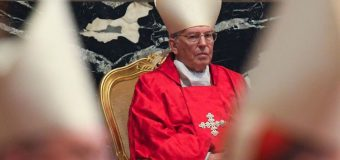 Папа Франциск утвердил избрание декана и вице-декана Коллегии кардиналов