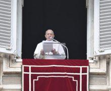 Слово Папы Франциска перед чтением молитвы «Ангел Господень» в 5-е Рядовое воскресенье. 9 февраля 2020 г., площадь Св. Петра