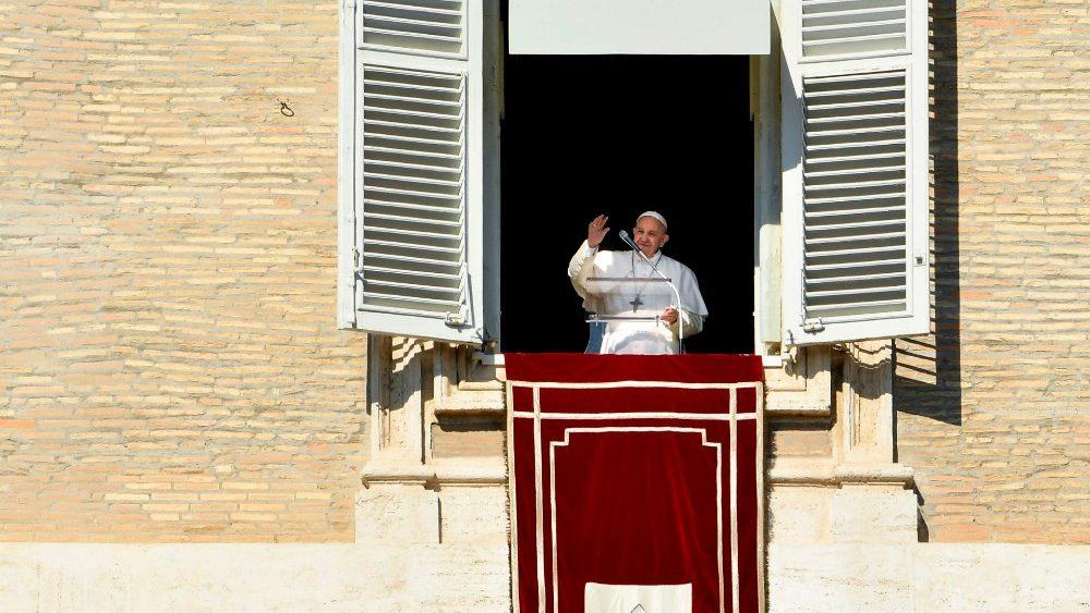 Слово Папы Франциска перед чтением молитвы «Ангел Господень» в 6-е Рядовое воскресенье. 16 февраля 2020 г., площадь Св. Петра