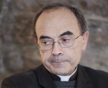Папа Франциск принял отставку кардинала Барбарена