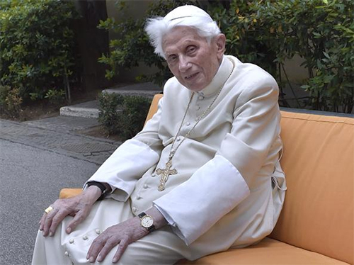 Семь лет тому назад Папа Бенедикт XVI заявил о завершении своего понтификата