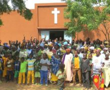 Буркина-Фасо посвящена Непорочному Сердцу Марии