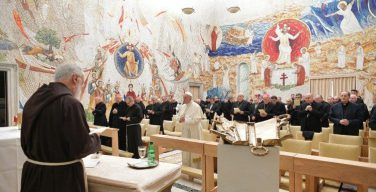 Великопостные проповеди в Ватикане в этом году будут посвящены богородичной тематике