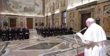 Папа Франциск: Рыцари Колумба – знак безграничной Божьей любви