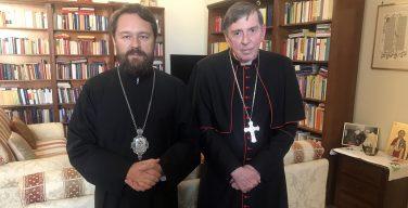 В канун традиционной встречи представителей Святого Престола и Московского Патриархата кардинал Курт Кох подчеркнул важность «экуменизма святых»