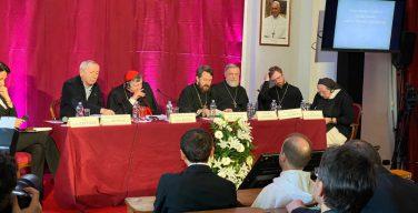 В Риме состоялась конференция, посвященная четвертой годовщине встречи Папы Римского Франциска и Патриарха Московского и всея Руси Кирилла