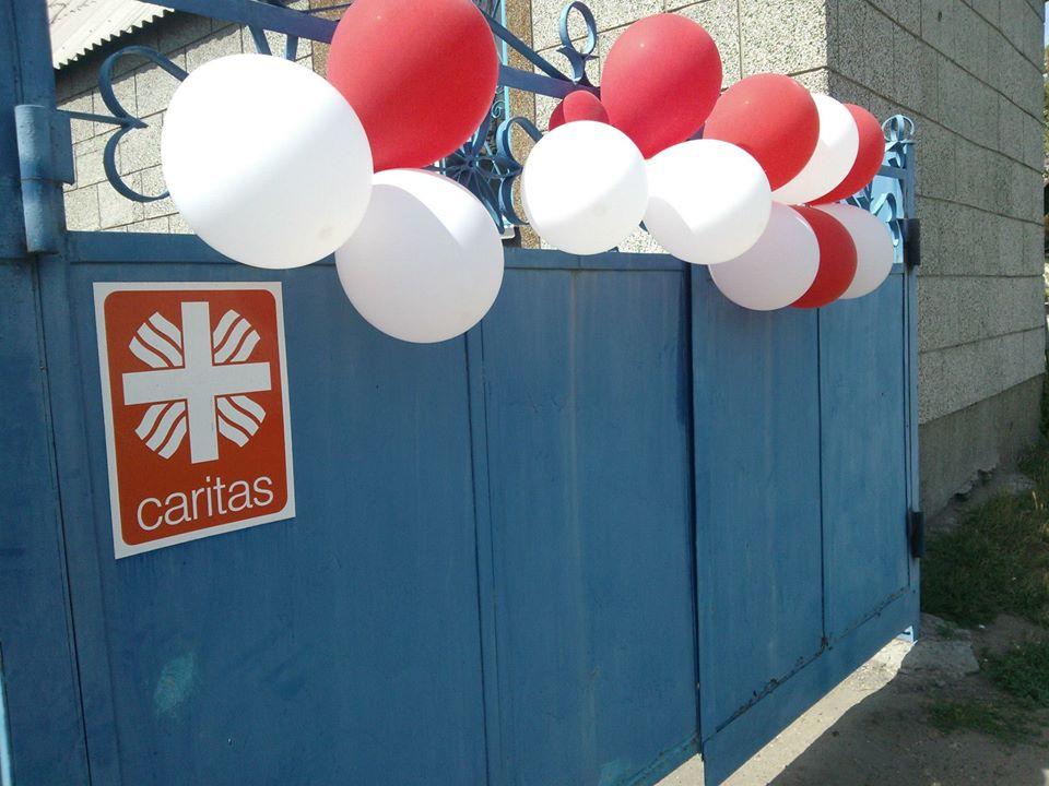 Благотворительная католическая служба Каритас в Казахстане посвящает год социальной ответственности