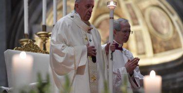 Папа Франциск возглавил Святую Мессу по случаю Дня посвященной Богу жизни
