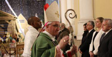 Апостольский нунций Челестино Мильоре завершает свое служение в России (+ФОТО)