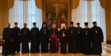 В Риме обсудили сотрудничество между Русской Православной и Римско-Католической Церквями в сфере паллиативной медицины и помощи наркозависимым