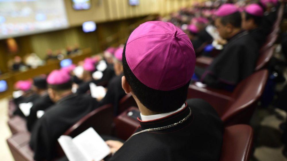 Следующая Генеральная Ассамблея Синода Епископов пройдет осенью 2022 г. и будет посвящена проблеме мигрантов