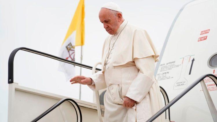 В мае Папа Франциск посетит Мальту