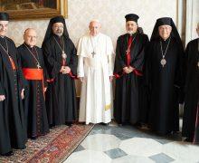 В Ватикане встречаются Патриархи Восточных Католических Церквей