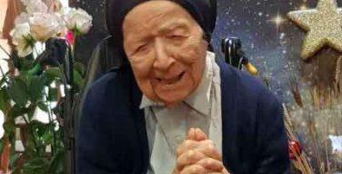 Старейшей католической монахине Европы исполнилось 116 лет
