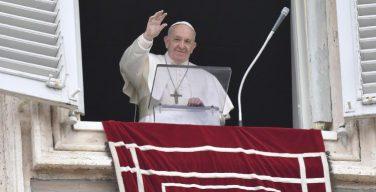 Слово Папы Франциска перед чтением молитвы «Ангел Господень» в 1-е воскресенье Великого Поста. 1 марта 2020 г., площадь Св. Петра