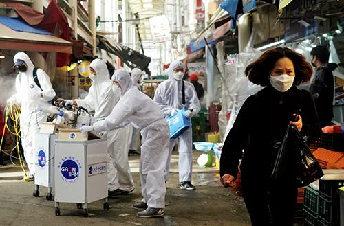Католическая Церковь в Южной Корее отменила публичные богослужения из-за коронавируса
