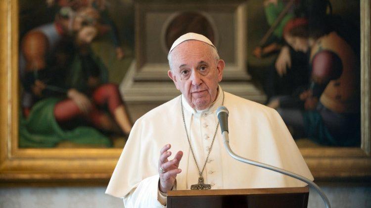 Папа Франциск призвал глав Церквей к экуменической молитве