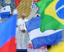 Опубликовано Послание Папы Франциска на Всемирный День Молодежи