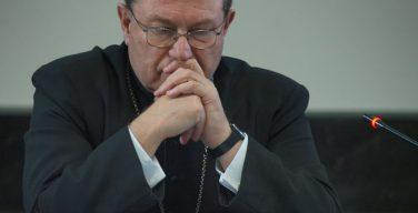 Письмо архиепископа Павла Пецци об отмене публичных богослужений в Москве и Санкт-Петербурге и ограничении их в других городах