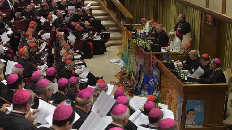 Стали известны время проведения и тема XVI Генеральной Ассамблеи Синода епископов
