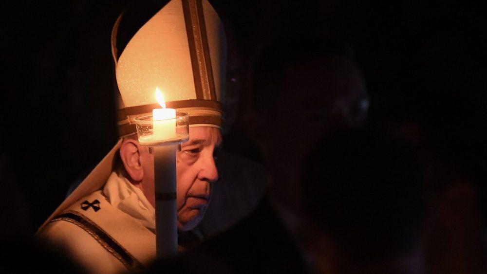 Все Папские богослужения Священного Пасхального Триденствия в этом году пройдут без участия верных