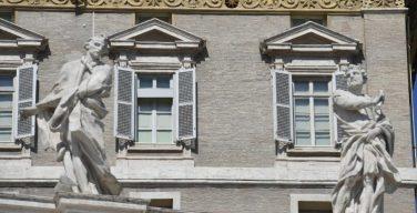 В Ватикане для посетителей закрыто практически всё