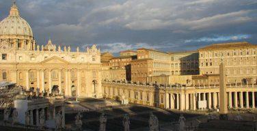 Ватикан: коронавирус диагностирован у четырех человек