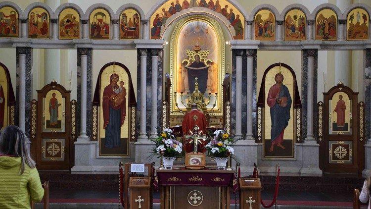 Пасхальные богослужения: указания Конгрегации Восточных Церквей
