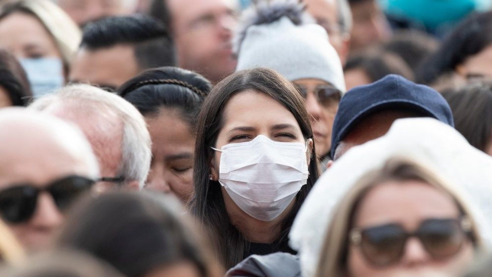 В Ватикане зафиксирован первый случай инфицирования коронавирусом