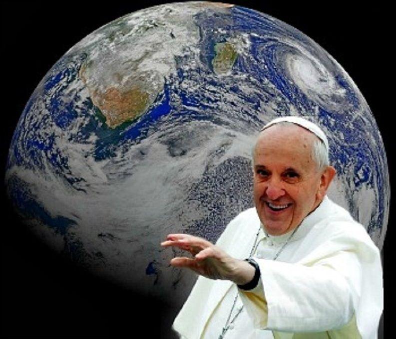 Папа призвал Церковь провести «Неделю Laudato Si'»