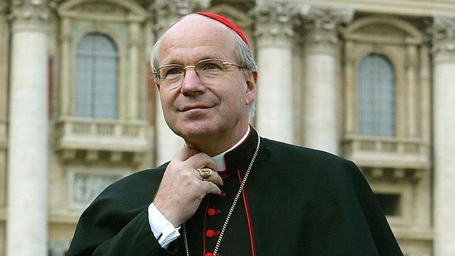 Кардинал Шёнборн оставит руководство Конференцией епископов Австрии