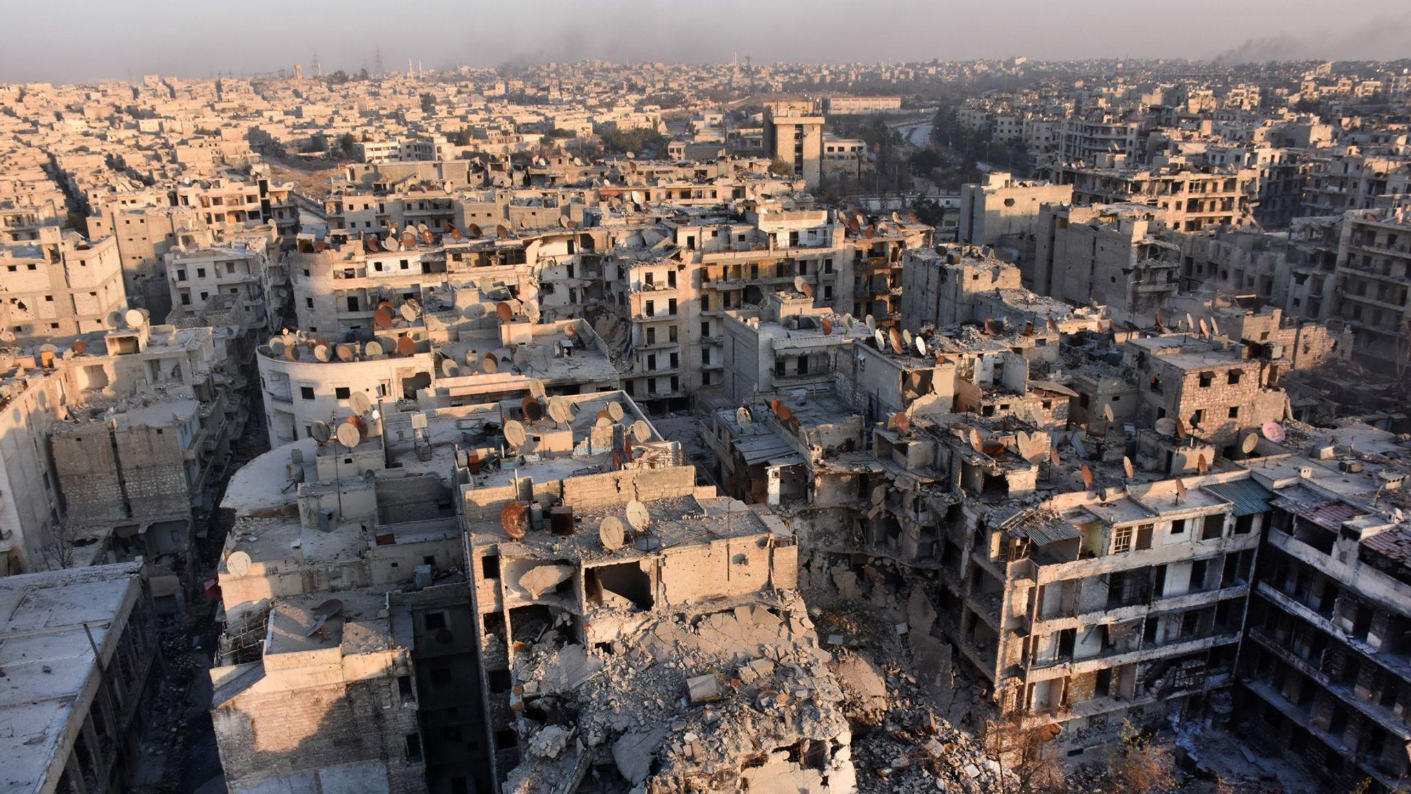В Сирии многие пережившие войну не относятся серьезно к карантинным мерам, введенным из-за опасности эпидемии коронавируса