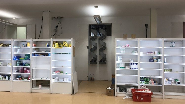 Китай оказал помощь Ватикану в борьбе с пандемией коронавируса