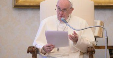 Папа Франциск посвятил свою катехезу на общей аудиенции Всемирному Дню Земли