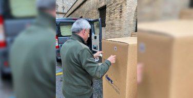 По случаю именин Папа отправил аппараты ИВЛ в Румынию, Испанию и Италию
