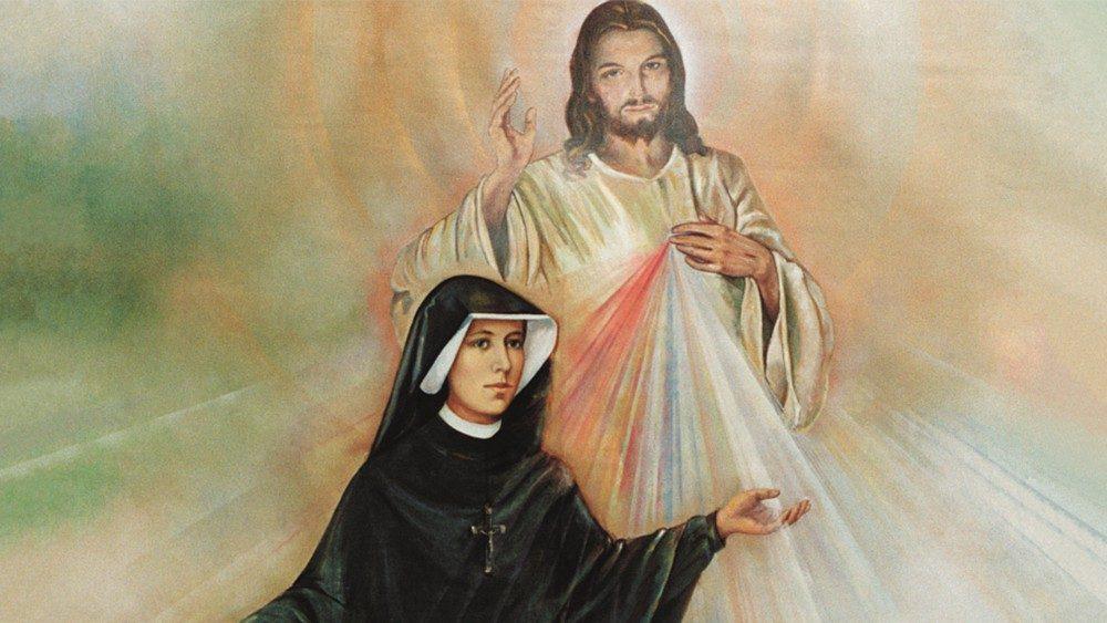 20-я годовщина причисления к лику святых монахини Фаустины Ковальской
