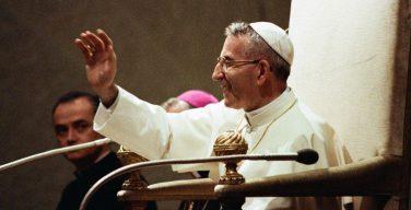Папа Франциск учредил Фонд Иоанна Павла I