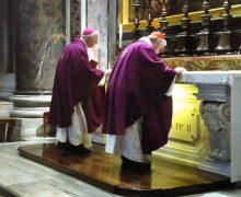 15-я годовщина блаженной кончины святого Папы Иоанна Павла II была отмечена в Ватикане святой Мессой