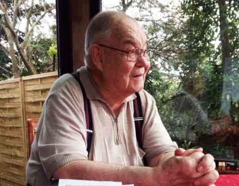 Скончался крупный специалист по России священник-иезуит Рене Маришаль
