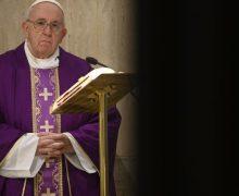 На Мессе в Доме Святой Марфы Папа Франциск рассуждал о том, каким должен быть ученик Христа