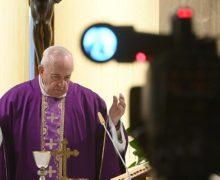 Папа Франциск на Мессе в Доме Святой Марфы: пандемия вскрывает невидимые проблемы общества