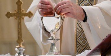 На Мессе в Доме Святой Марфы Папа Франциск говорил о радости христианского благовестия