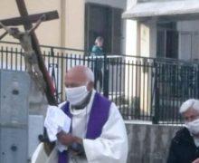 В Италии полиция оштрафовала священника за крестный ход