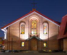 Смотрите прямые трансляции богослужений Страстной недели из Кафедрального собора Преображения Господня в Новосибирске